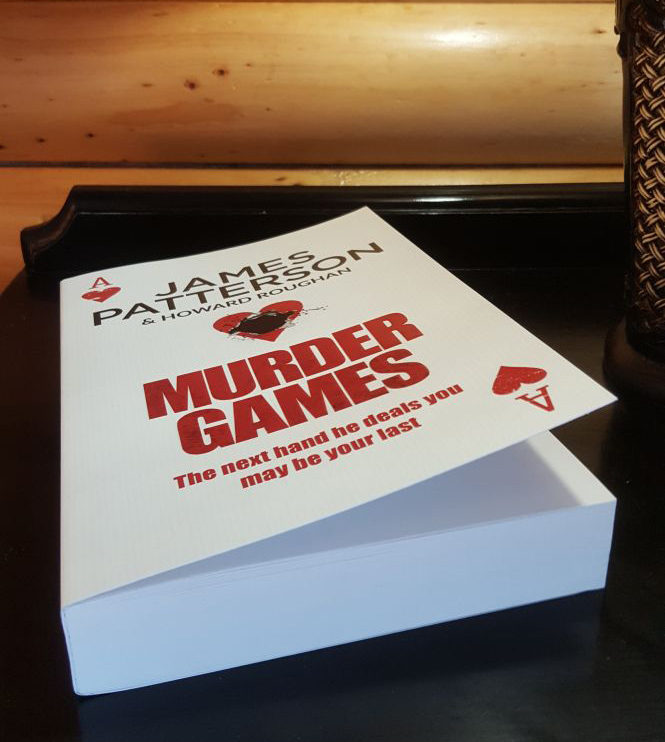 Murder Games James Patterson Howard Roughan