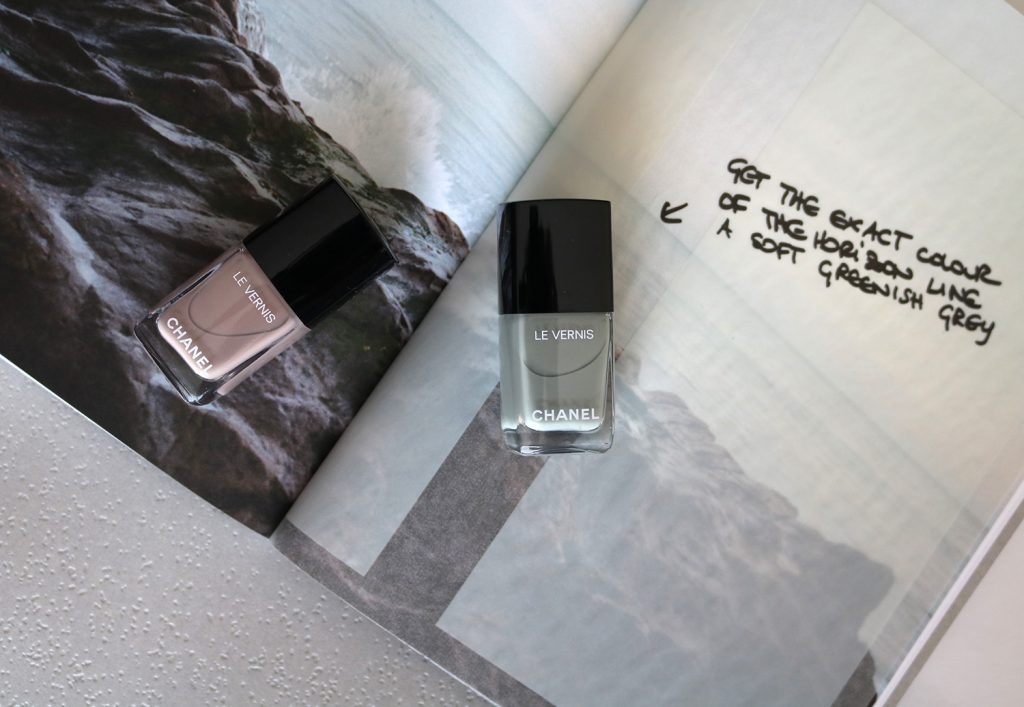 Chanel Le Vernis New Dawn and Horizon 9Lives