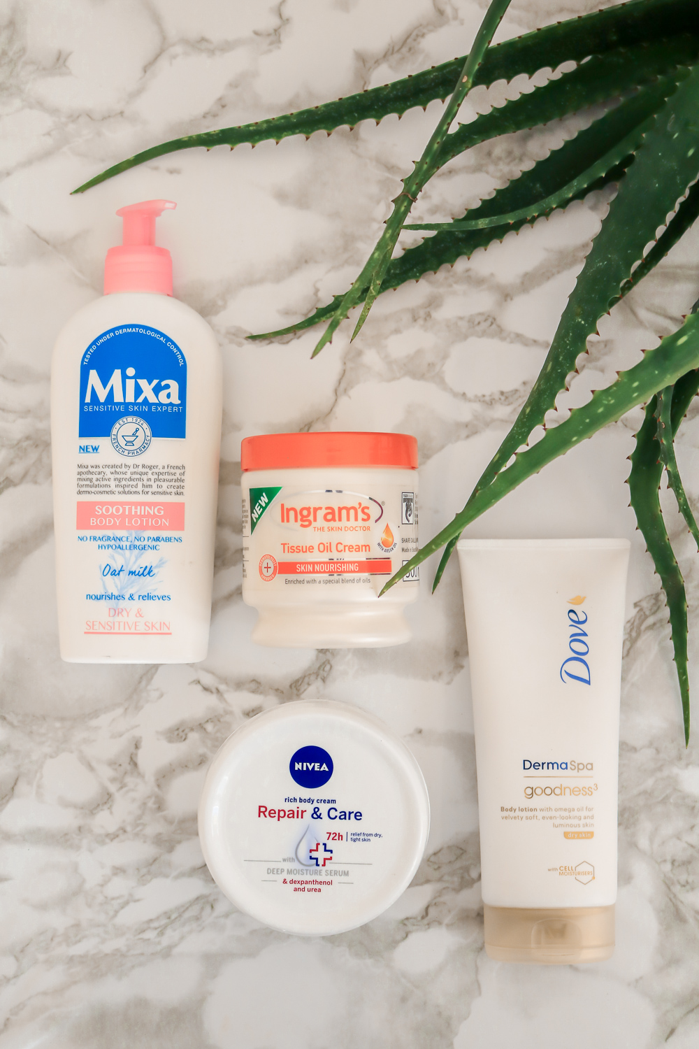 best body creams south africa