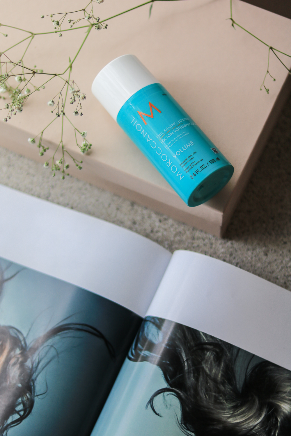Moroccan Oil Thickening Lotion for Volume | 9Lives
