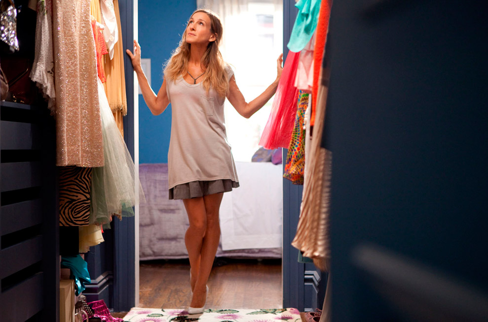 Being a woman - Carrie Bradshaw