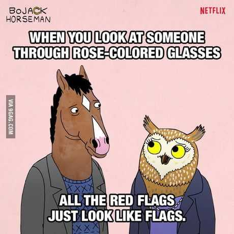 red-flags-bojack