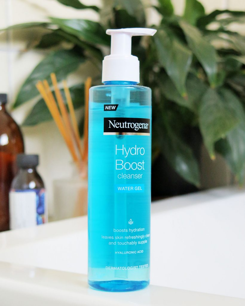 Neutrogena Hydro Boost Cleanser 9Lives 2