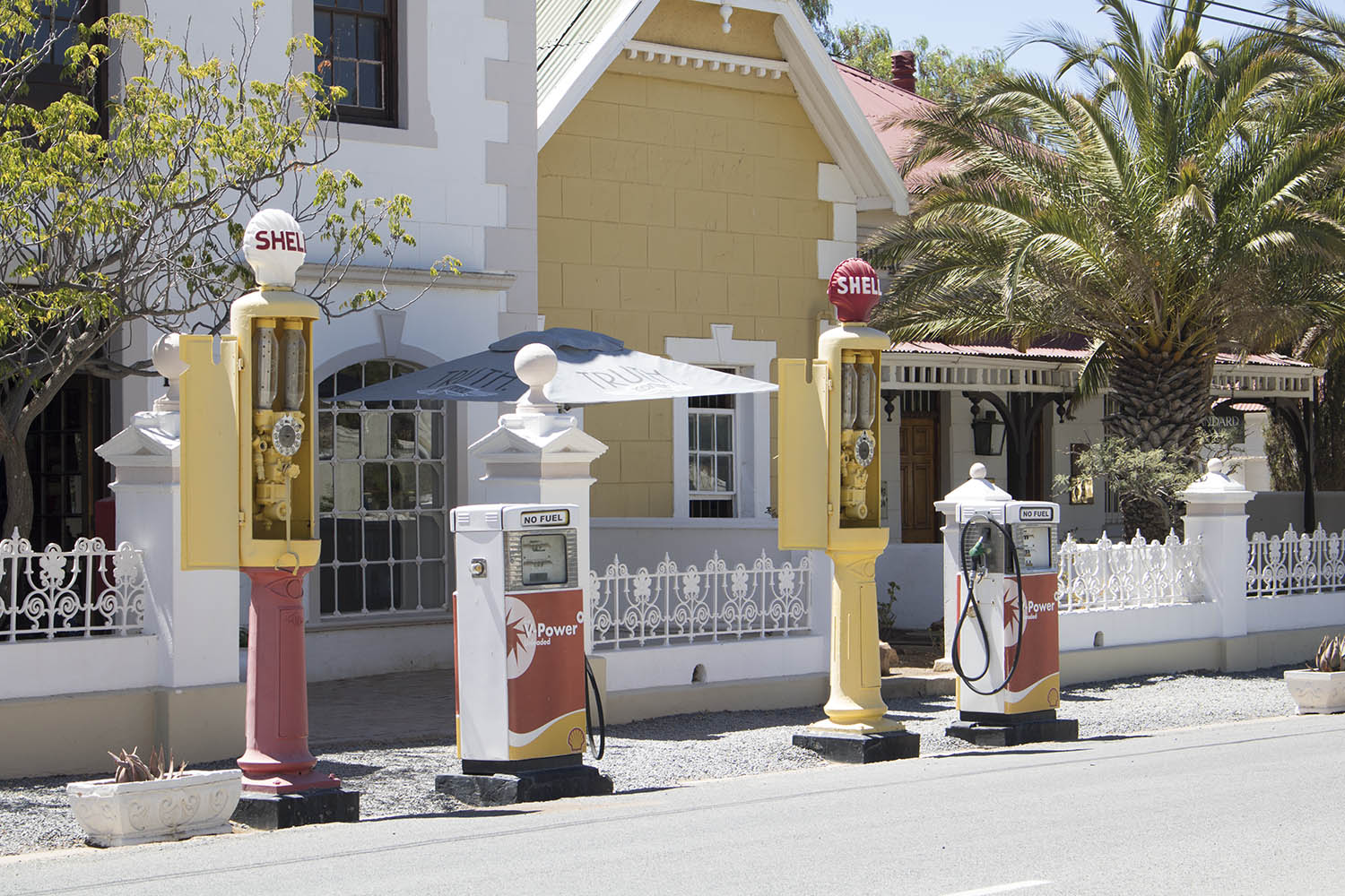 Small towns South Africa - Matjiesfontein
