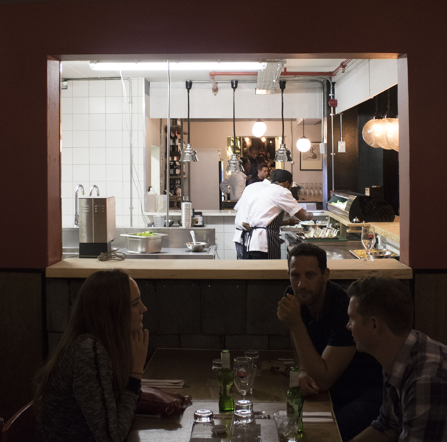 Town Kitchen And Bar: YUZU Kitchen & Bar Has Opened In Cape Town