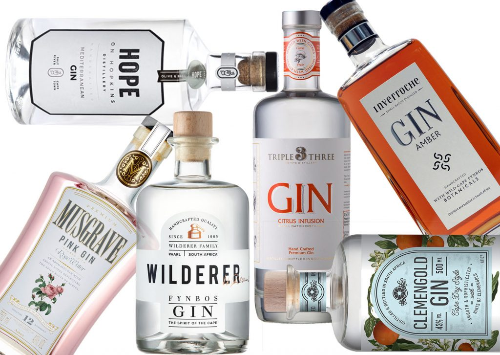 Best South African Gin 9Lives