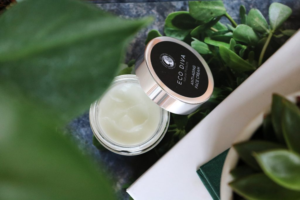 Eco Diva Anti-Aging Face Cream 9Lives