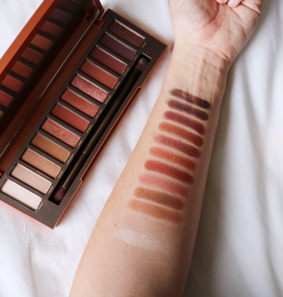 Urban Decay Naked Heat South Africa 9Lives 2