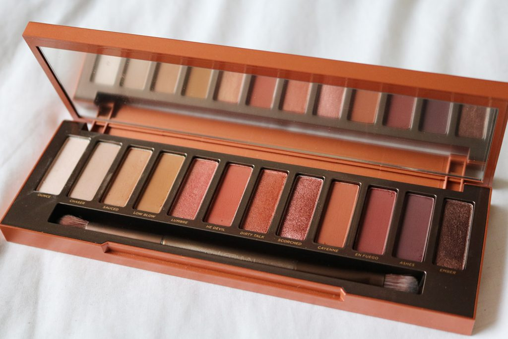 Urban Decay Naked Heat South Africa 9Lives