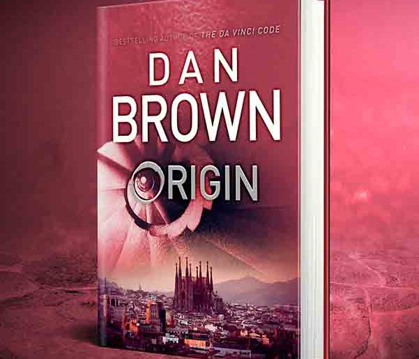 Origin Dan Brown Extract