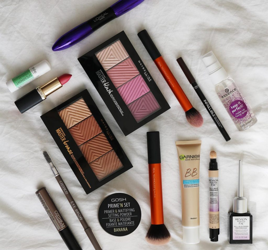 Budget Makeup Look 9Lives 4