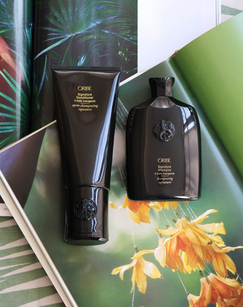 Oribe Signature Shampoo and Conditioner 9Lives