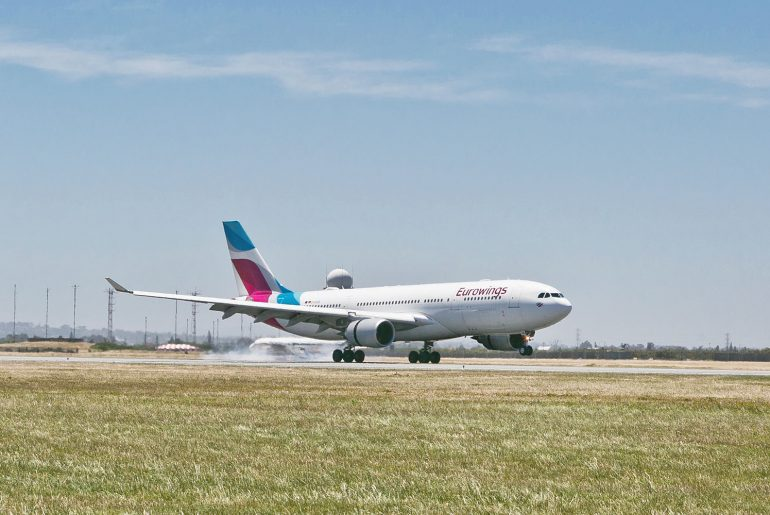 Eurowings Cape Town