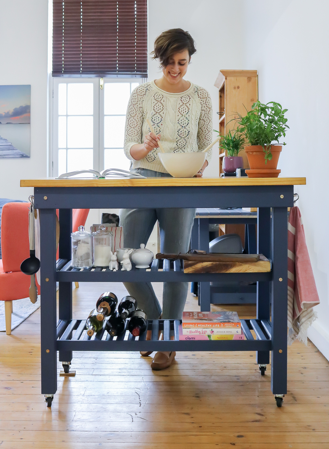 Diy Kitchen Island With Builders Warehouse 9lives
