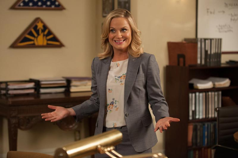 Leslie Knope, Parks and Recreation