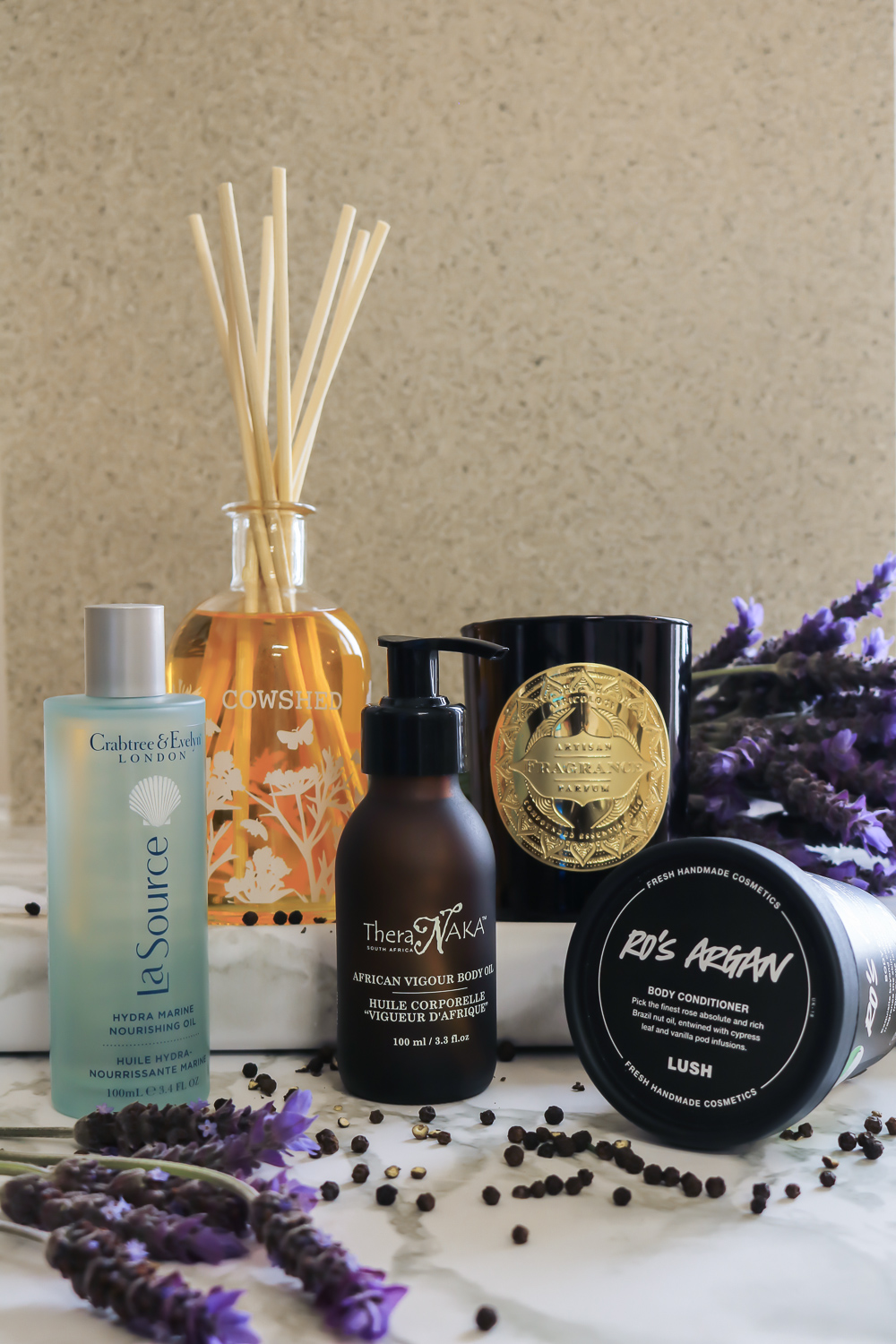 Home and beauty fragrances