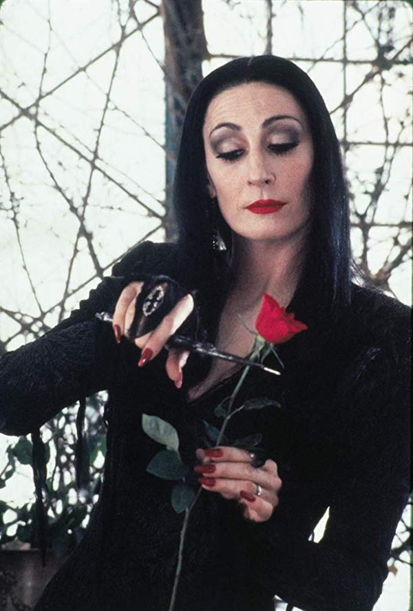 Morticia Addams, The Addams Family