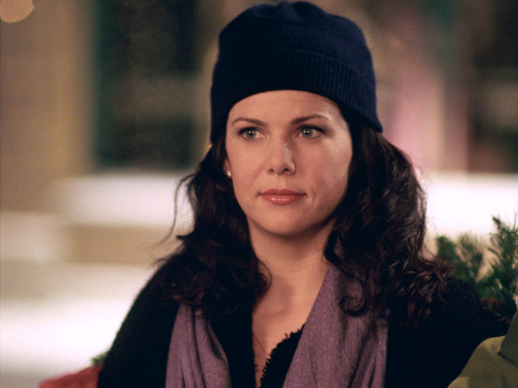 Being a woman - Lorelai Gilmore