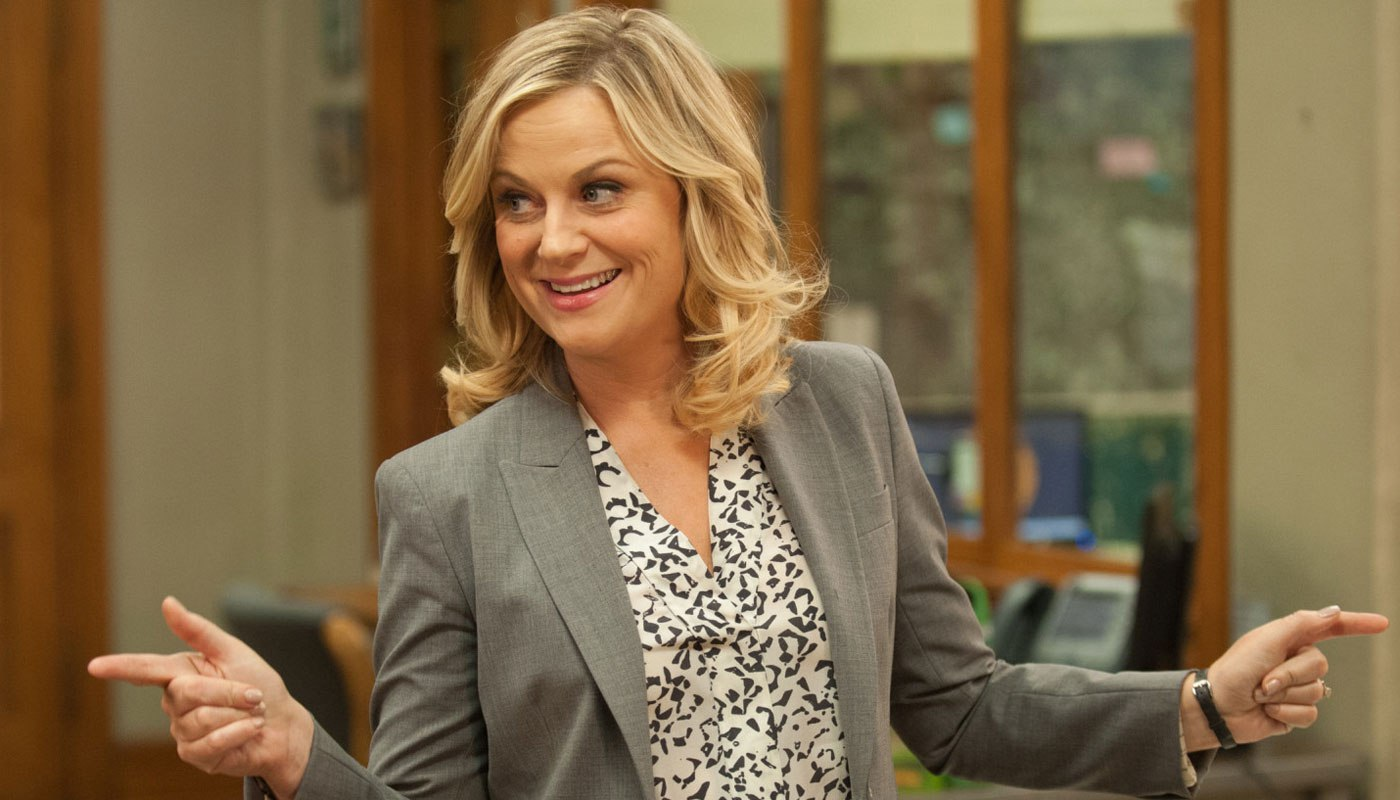 Being a woman - Leslie Knope
