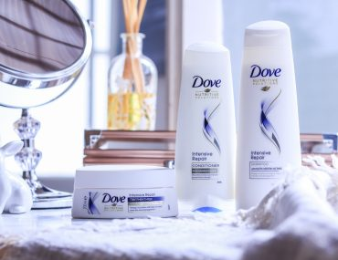 9Lives Dove Intensive Repair Range