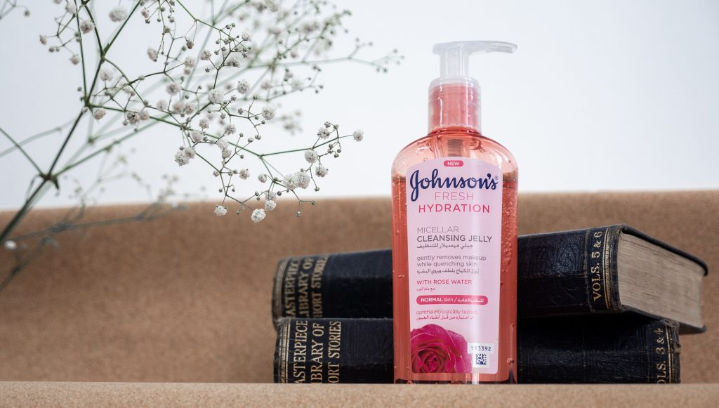 9Lives-Johnson's Fresh Hydration Cleansing Micellar Jelly