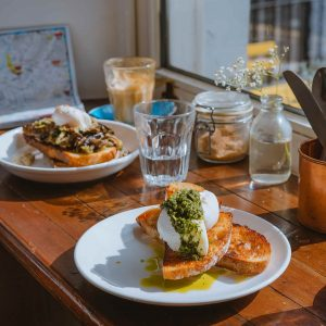 Brunch spots Stellenbosch | 9Lives