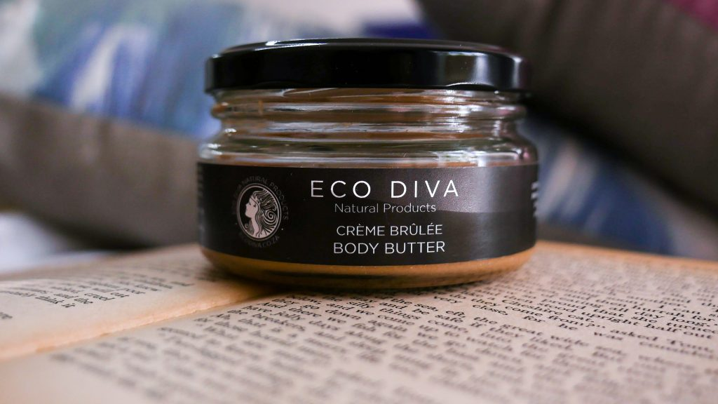9Lives-Eco Diva #DIVAGLOWSHIMMER- 100% Natural Body Shimmer