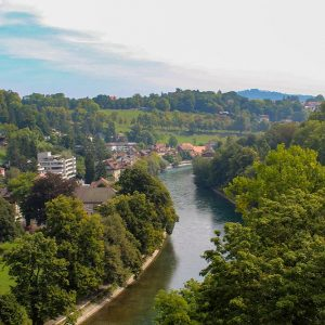 The last weekend of summer: A visit to Bern and Amsterdam