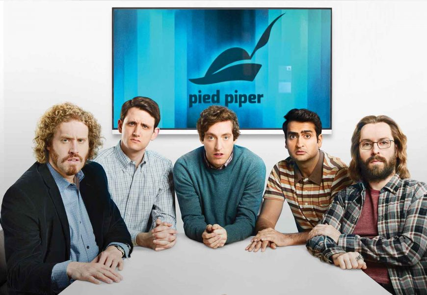 The last season of Silicon Valley is almost here