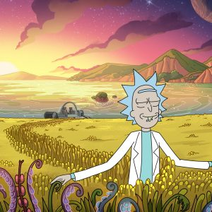 Rick and Morty Season 4 in all its gross, weird glory