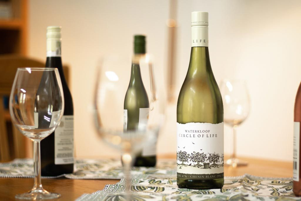 9Lives Summer Wines Waterkloof Circle of Life White 2016