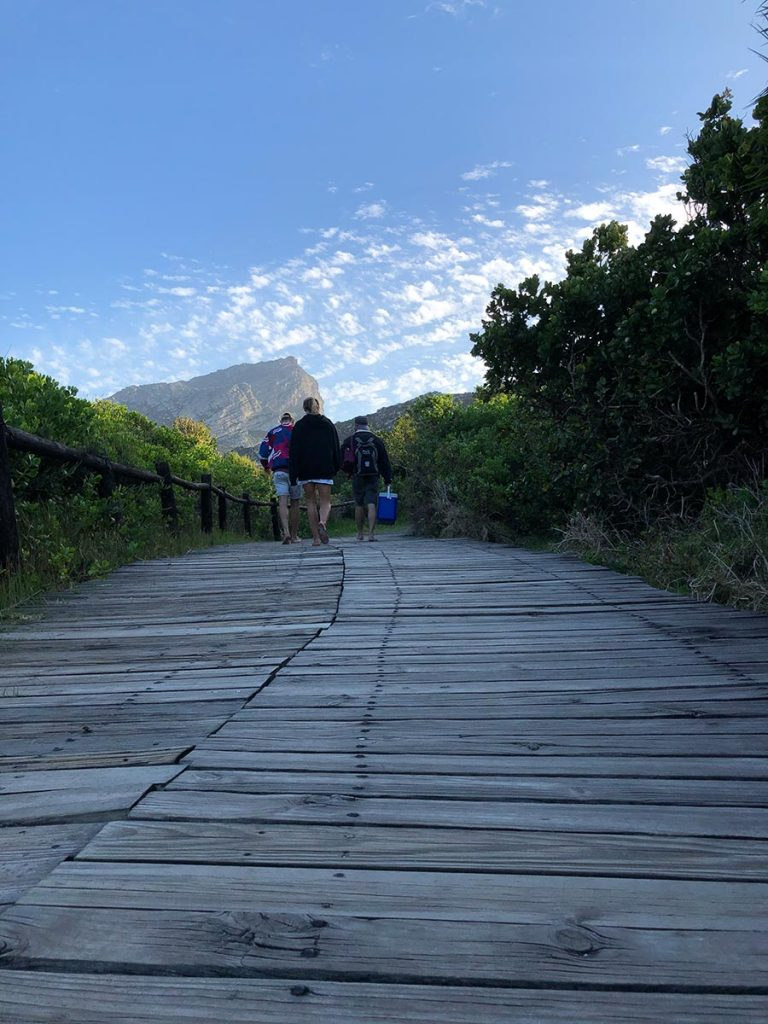 Pringle Bay Boardwalk