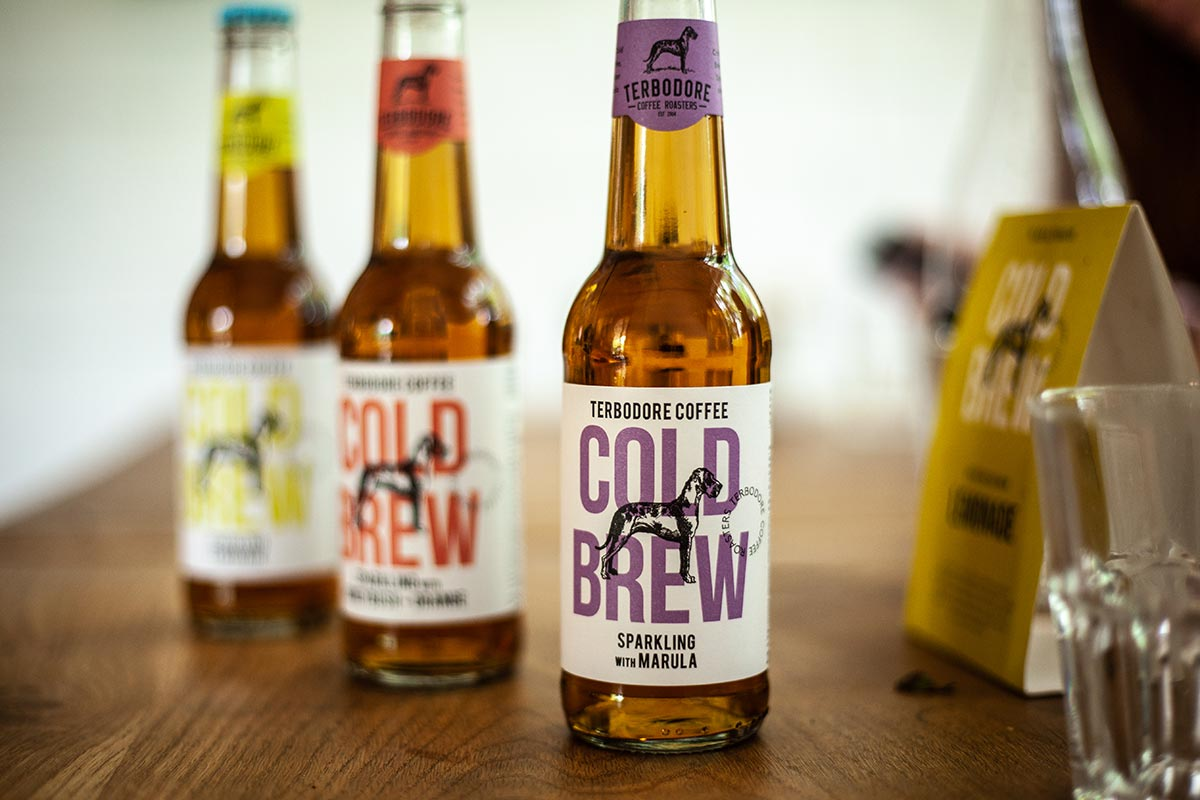 9Lives Big Dog Café cold brew
