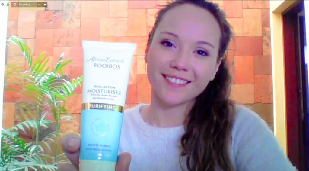 African Extracts Rooibos Dual-Action Moisturiser