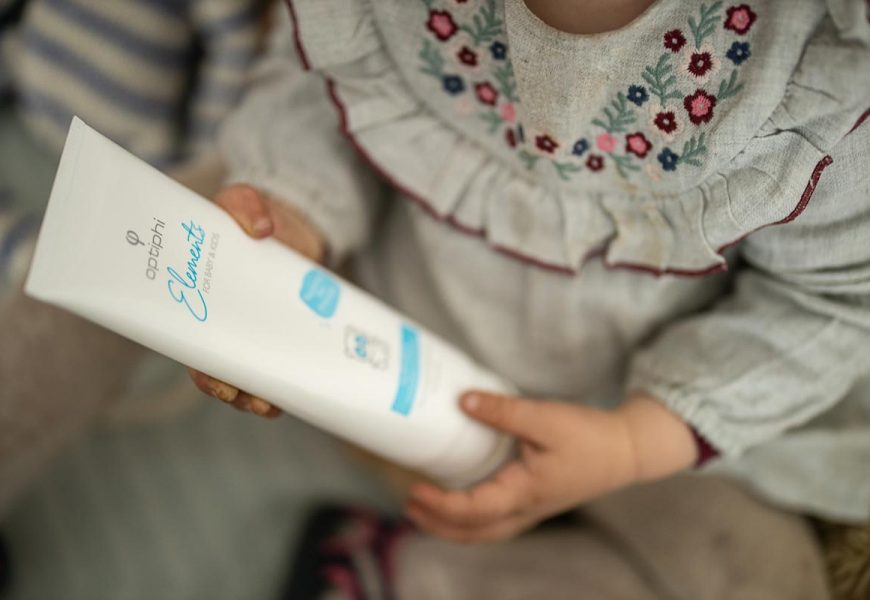 I tried the new Optiphi Elements range for kids and babies