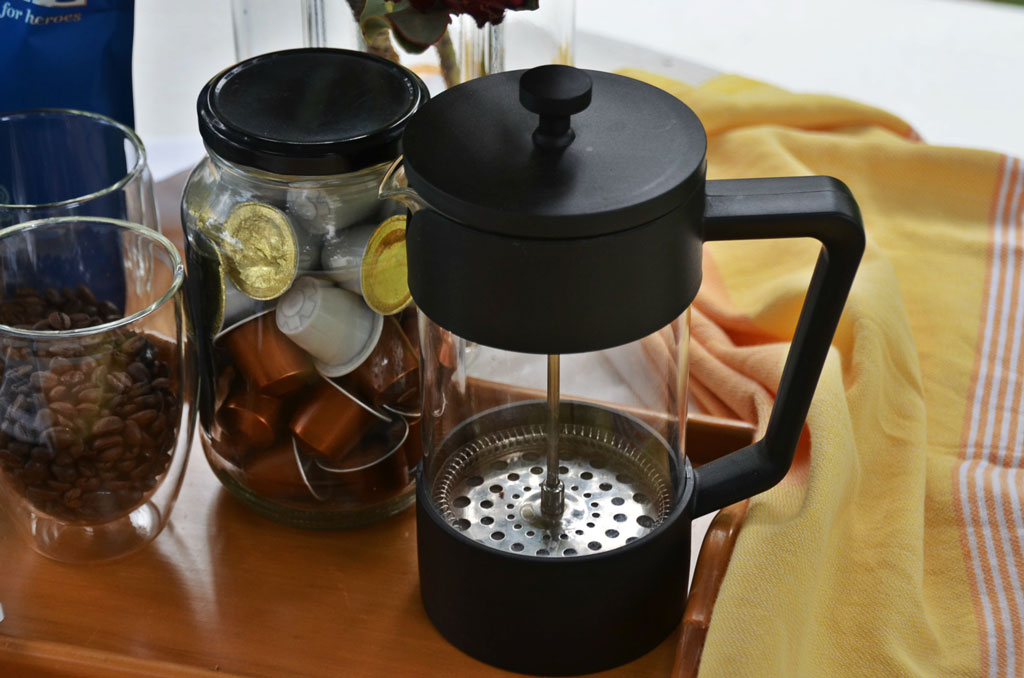Coffee Plunger / French Press