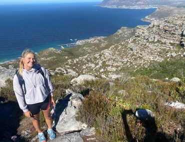 silvermine to kalk bay hike